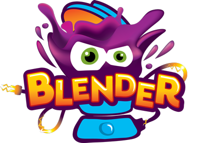 Blender logo mali
