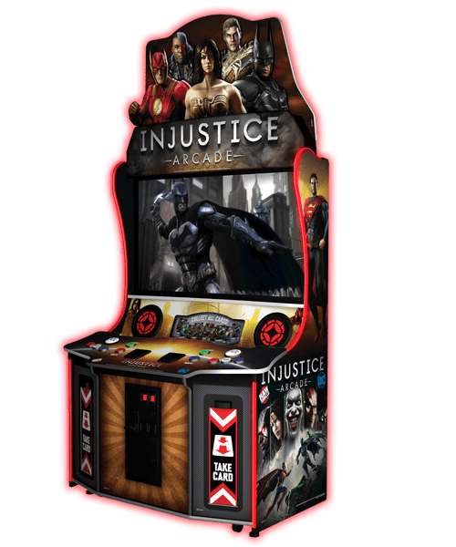 Injustice arkada